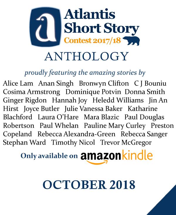 Short Stories Anthologies: Atlantis Short Story Contest